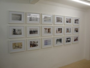'Lewis's Sixth Floor' series of untitled images 2010/12 c-type prints edition of 5 plus artist's proof