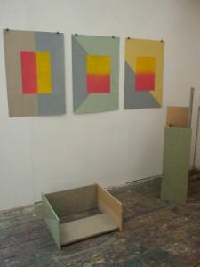 DAI ROBERTS studio shot