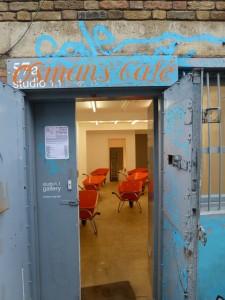 DANIEL DEVLIN 'Osman's Cafe' 30 Artists in 30 Days'